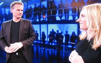 Jonas B på NRK - De Ukjente